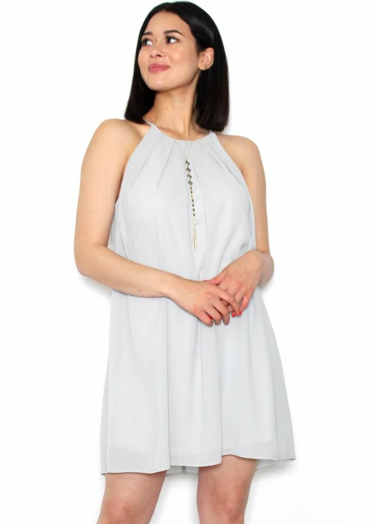 RYLEIGH HALTER DRESS