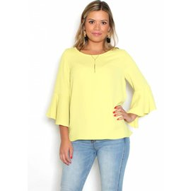 MAREN BELL SLEEVE TOP