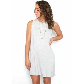 MARGOT STRIPED SHIFT DRESS