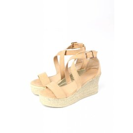 HOLLY ESPADRILLE WEDGES