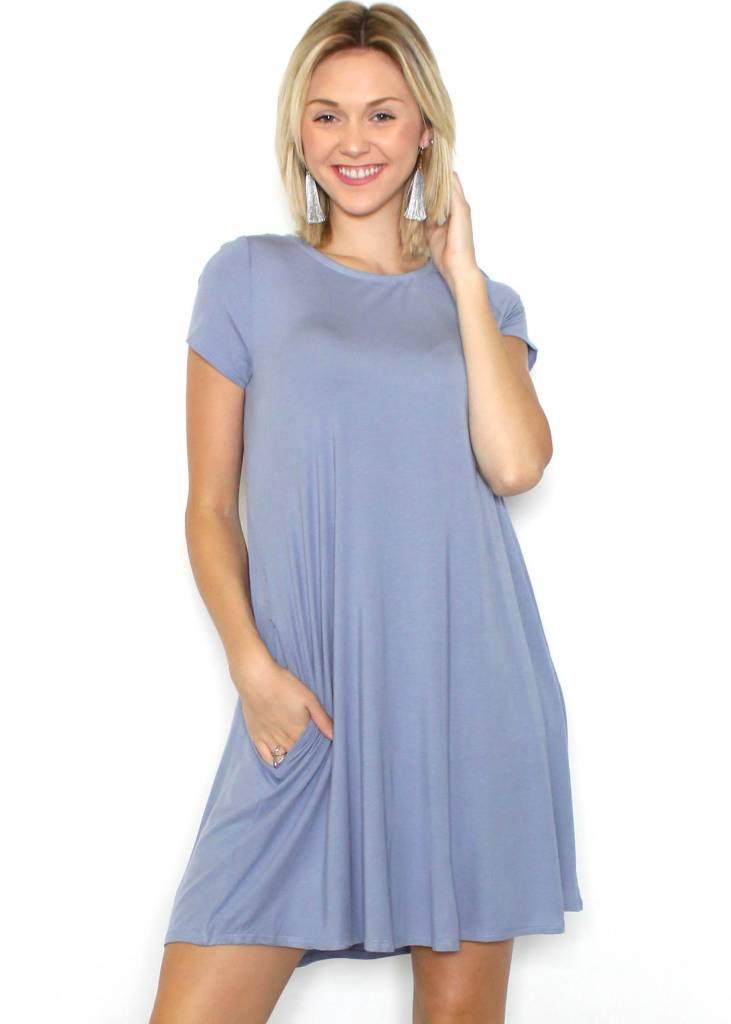 MCKENNA T-SHIRT DRESS