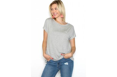 KAYLEE FRONT POCKET T-SHIRT