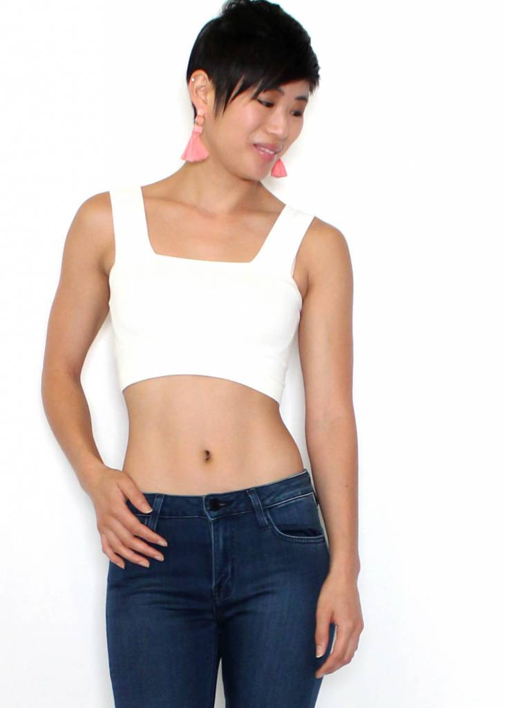 CASSANDRA CROP TOP