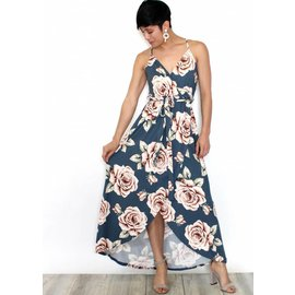 ABIGAIL FLORAL MAXI DRESS