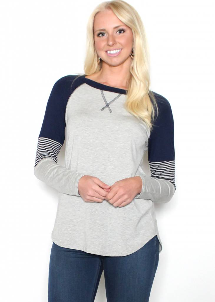ISABELLE LONG SLEEVE TOP