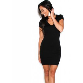 TALIA SHORT SLEEVE BODYCON DRESS