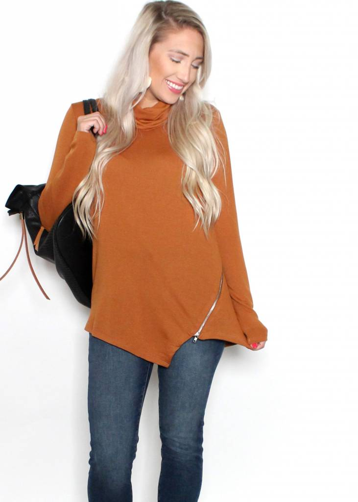 Adeline Cowl Neck Sweater Shop More Sweaters Cardigans From