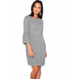 DESI BELL SLEEVE DRESS