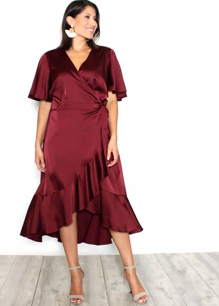 Love Forever Wrap Dress | Shop More Dresses From Primp Boutique - Primp