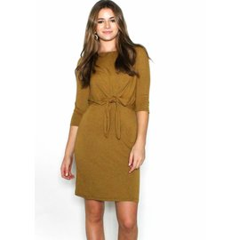 WILLA FRONT TIE DRESS