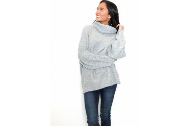 RAMSEY OVERSIZED KNIT SWEATER