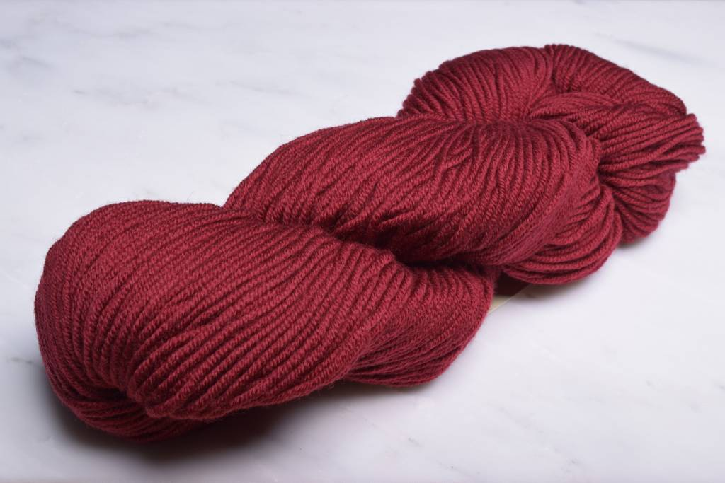 Image of Plymouth Select Worsted Merino Superwash 16 Burgundy