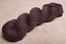 Image of Debbie Bliss Falkland Aran 4 Chocolate