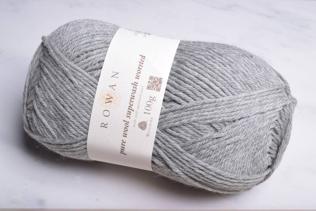 Image of Rowan Pure Wool Worsted 112 Moonstone