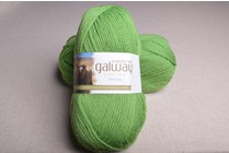 Image of Plymouth Galway Worsted 145 Happy Green