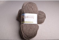 Image of Plymouth Galway Worsted 711 Brown Heather
