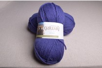 Plymouth Galway Worsted 166 Purple Cran