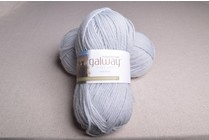 Plymouth Galway Worsted 205 Glacier Grey