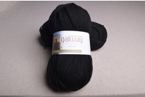 Plymouth Galway Worsted 9 Black