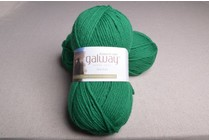 Plymouth Galway Worsted 17 Kelly Green