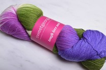 Image of Sweet Georgia Tough Love Sock Yarn Spring Garden