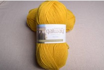 Plymouth Galway Worsted 179 Lemon Zest