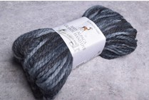 Plymouth Baby Alpaca Grande Hand Dye 29 Black & Grey Mix