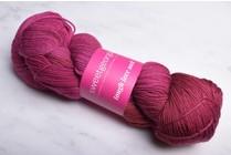 Sweet Georgia Tough Love Sock Yarn Pomegranate