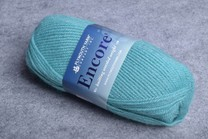 Image of Plymouth Encore Worsted 459 Lagoon