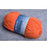 Plymouth Encore Worsted 1383 Bright Orange