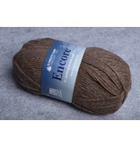Image of Plymouth Encore Worsted 688 Coffee Heather