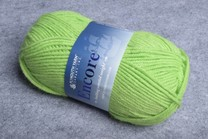 Image of Plymouth Encore Worsted 3335 Rio Lime