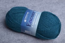 Image of Plymouth Encore Worsted 157 Teal Topaz