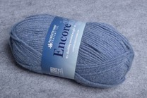 Image of Plymouth Encore Worsted 685 Denim Heather