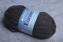 Image of Plymouth Encore Worsted 520 Night Grey Heather