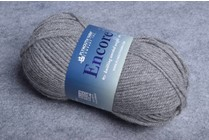 Plymouth Encore Worsted 194 Medium Grey