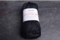 Sirdar Cotton DK 500 Black