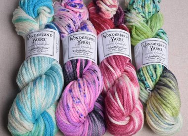 Image of Wonderland Yarns TweedleDeeDum
