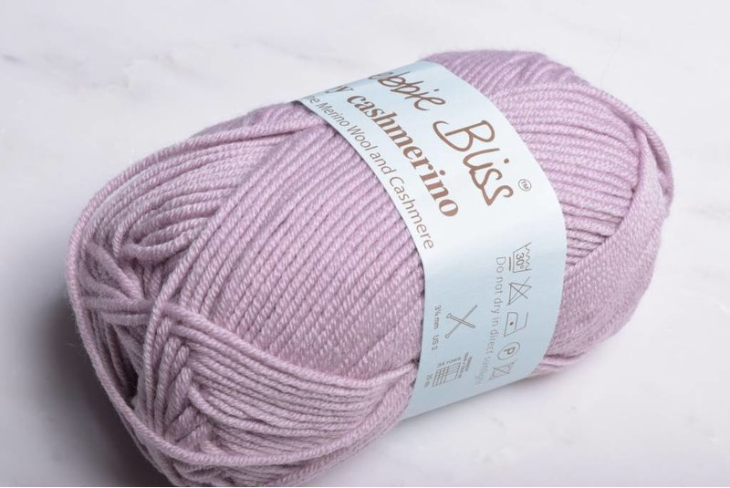 Debbie Bliss Baby Cashmerino 608 Pale Lilac