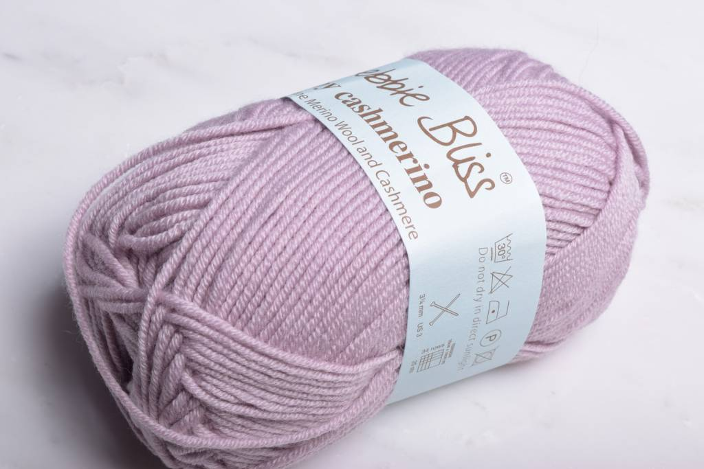 Debbie Bliss Baby Cashmerino 608 Pale Lilac