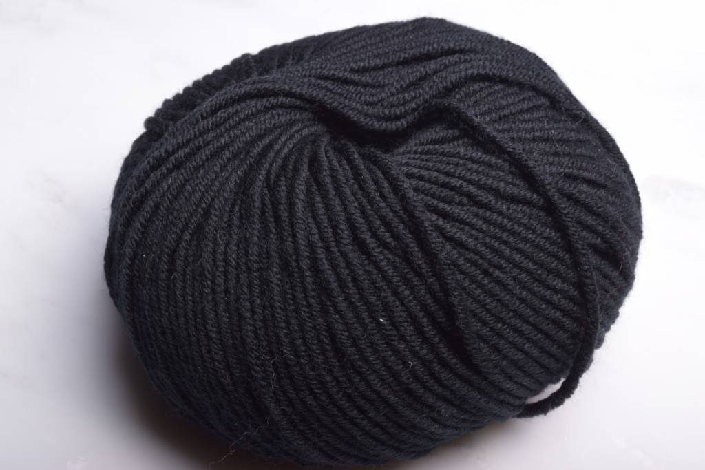 Image of Sirdar Sublime Extra Fine Merino Worsted 13 Jet Black