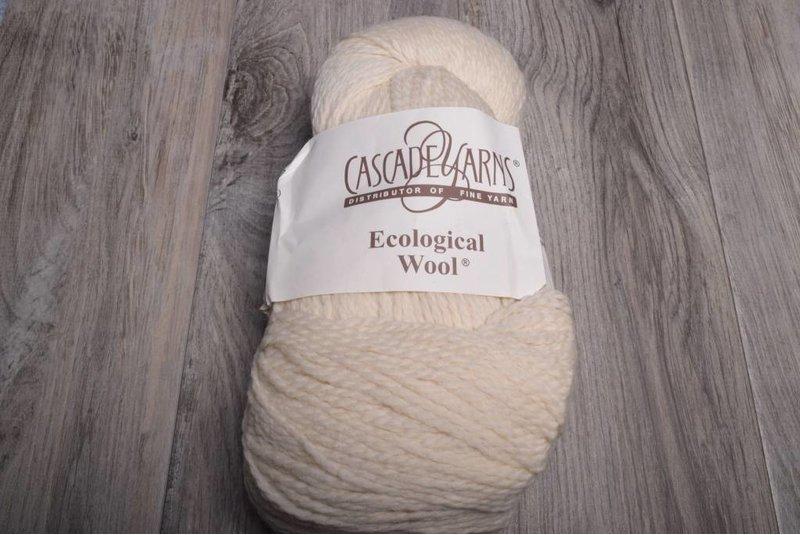 Cascade Ecological Wool 8010 Ecru