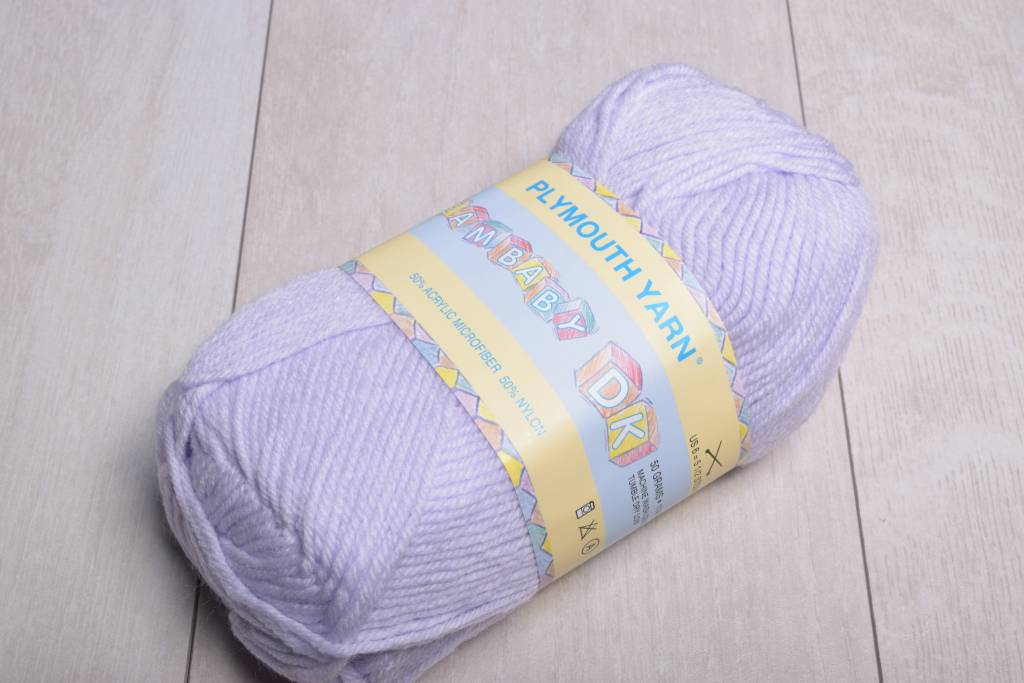 Plymouth Dream Baby DK 107 Lilac