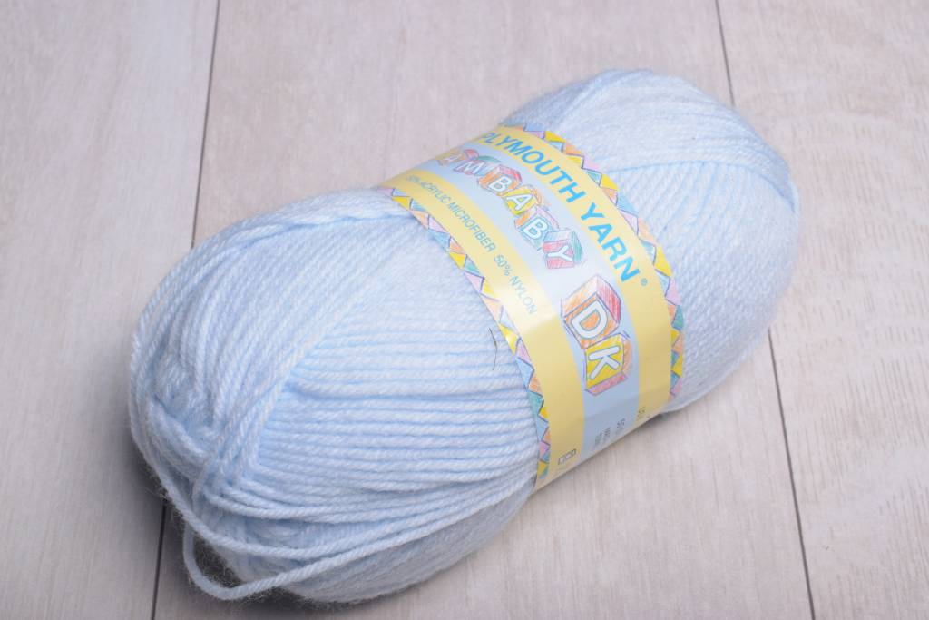 Plymouth Dream Baby DK 102 Pale Blue