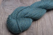Image of Plymouth Baby Alpaca Worsted 7721 Teal Heather