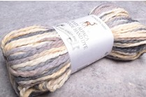 Plymouth Baby Alpaca Grande Hand Dye 36 Grey, Butter Mix