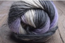 Viking Odin Superwash Wool 810 Lilac, Grey