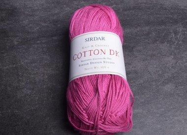 Image of Sirdar Cotton DK