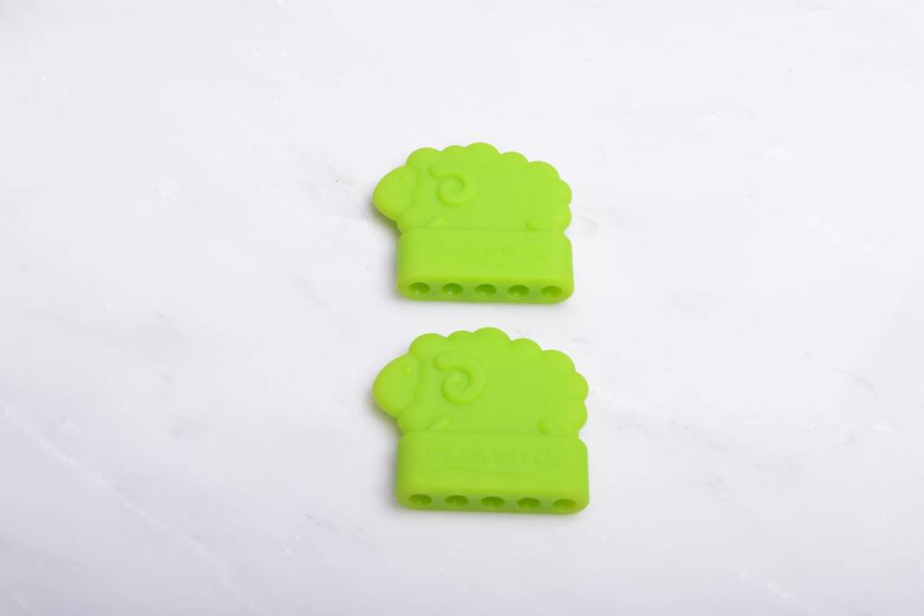 Image of Clover Double Pointed Needle Protectors (Small) 2ct.