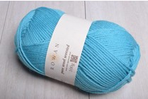 Rowan Pure Wool Worsted 138 Pool Blue